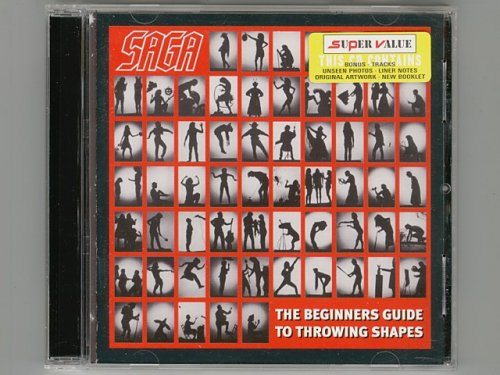 The Beginners Guide To Throwing Shapes / Saga [Used CD] [SPV 076-7491A CD] [Import]