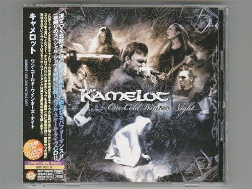 One Cold Winter's Night / Kamelot [Used CD] [KICP 1209/10] [2CD] [1st Press] [w/obi]