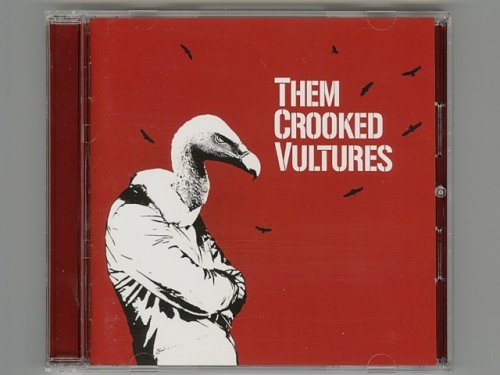 St / Them Crooked Vultures [Used CD] ...