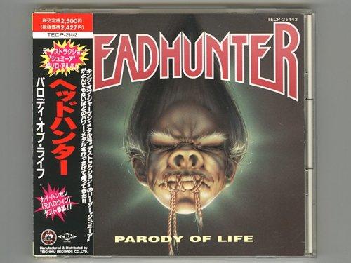 Parody Of Life / Headhunter [Used CD] [TECP-25442] [w/obi]