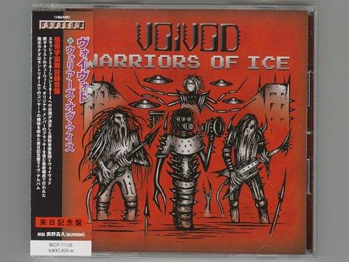 Warriors Of Ice / Voivod [Used CD] [M...