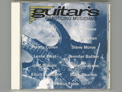 Guitar's Practicing Musicians / V.A. [Used CD] [VICP-5213]