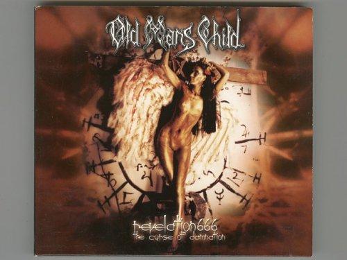 Revelation 666 - The Curse Of Damnation / Old Man's Child [Used CD] [77258-2] [Digipak] [Import]