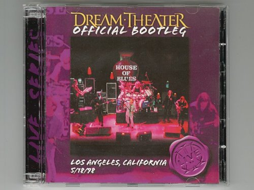 Los Angeles, California 5/18/98 / Dream Theater [Used CD] [YTSEJAM002] [2CD] [Import]