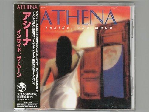 Inside, The Moon / Athena [Used CD] [TECW-25238] [w/obi]