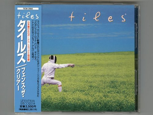 Fence The Clear / Tiles [Used CD] [TECW-25642] [w/obi]