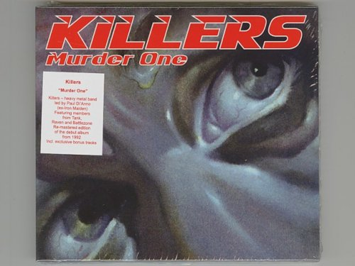 Murder One / Killers [New CD] [MASS C...