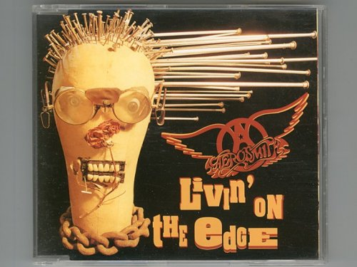 Livin' On The Edge / Aerosmith [Used ...