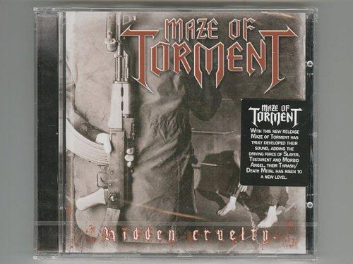 Hidden Cruelty / Maze Of Torment [New...