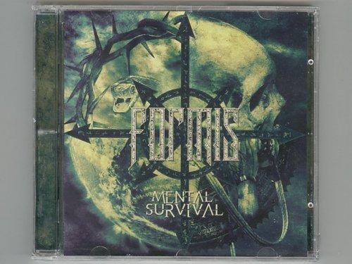 Mental Survival / Formis [New CD] [DE...