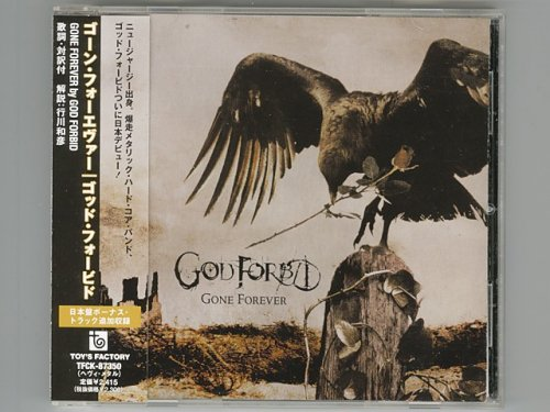 Gone Forever / God Forbid [Used CD] [...