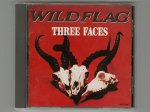 Three Faces / Wild Flag [Used CD] [TOCT-6718]