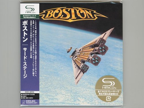 Third Stage / Boston [Used CD] [UICY-93917] [Paper Sleeve] [w/obi]