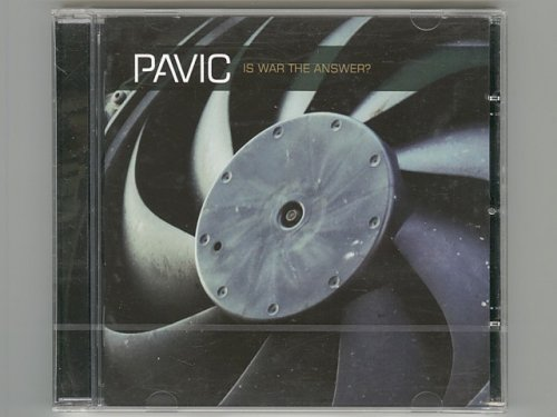 Is War The Answer? / Pavic [Used CD] ...