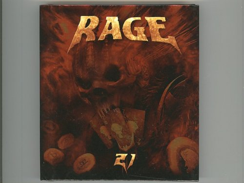21 -Limited Edition- / Rage [Used CD]...