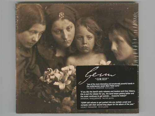 Grief / Germ [New CD] [Eisen077] [Digipak] [Import]