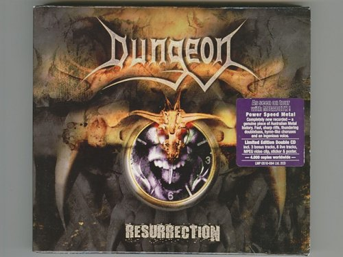 Resurrection / Dungeon [Usee CD] [LMP 0510-084 Ltd. 2CD] [2CD] [Import]