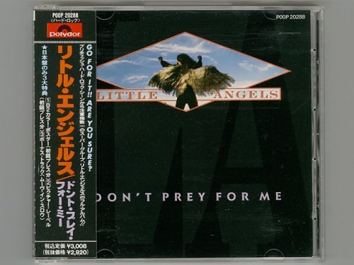 Don't Prey For Me / Little Angels [Used CD] [POOP 20288] [1st Press] [Sample] [w/obi]