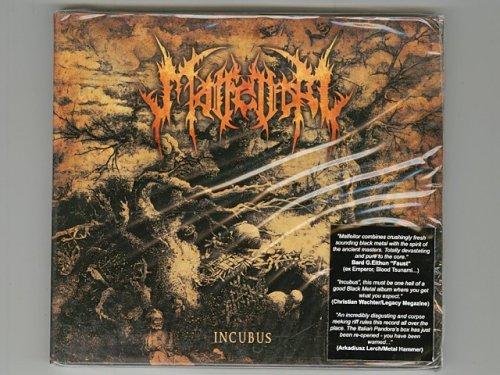 Incubus / Malfeitor [Newe CD] [ARCD 0...