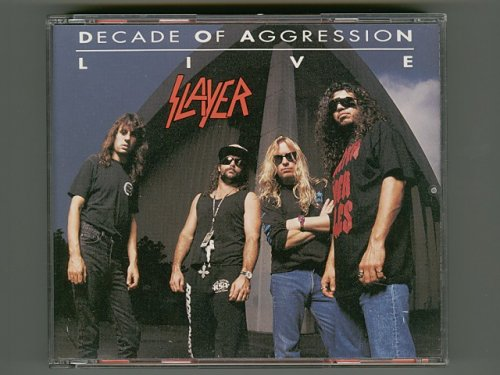 Live Decade Of Aggression / Slayer [Used CD] [PHCR-2091~2] [2CD]