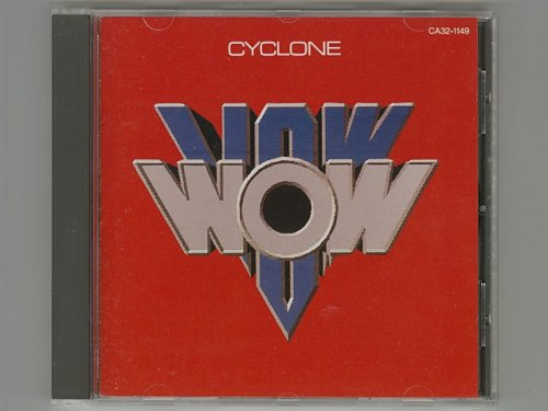 Cyclone / Vow Wow [Used CD] [CA32-1149]