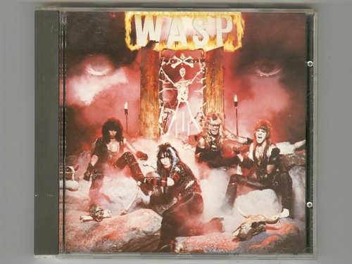 Wasp / W.A.S.P. [Used CD] [CD-FA 3201 / CDM 7 46661 2] [Import]