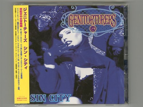Sin City / Genitorturers [Used CD] [Z...