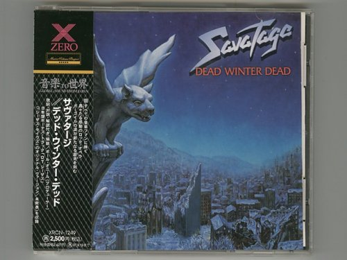 Dead Winter Dead / Savatage [Used CD] [XRCN-1249] [w/obi]