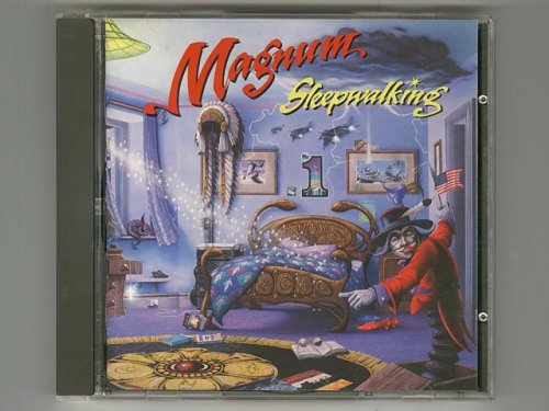 Sleepwalking / Magnum [Used CD] [564-0777 7 80881 2 7] [Import]