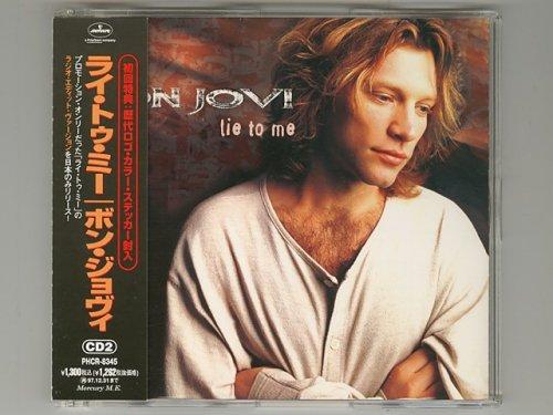 Lie To Me / Bon Jovi [Used CD] [PHCR-8345] [Single] [1st Press] [w/obi]