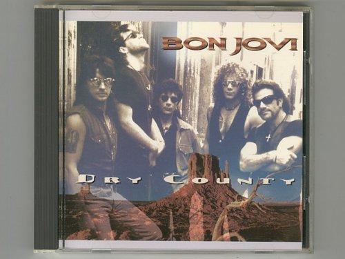Dry County / Bon Jovi [Used CD] [PHCR-3033] [Single] [EP]