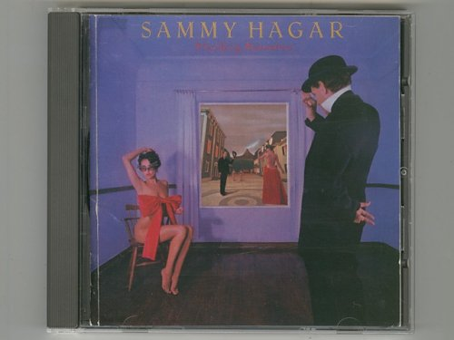 Standing Hampton / Sammy Hagar [Used ...