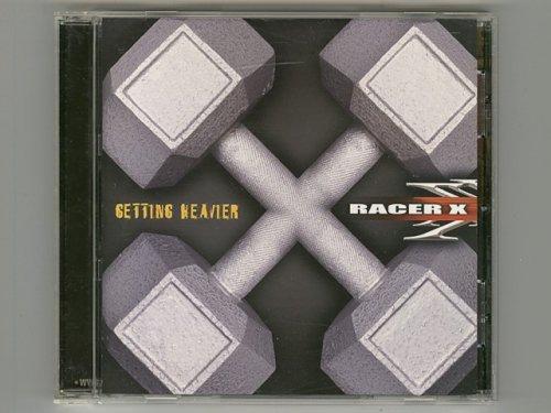 Getting Heavier (+ Snowball Of Doom 2) / Racer X [Used CD] [UICE-9003/5] [3CD] [1st Press]