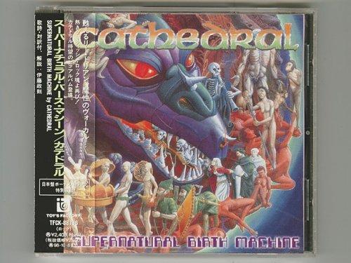 Supernatural Birth Machine / Cathedral [Used CD] [TFCK-88796] [w/obi]