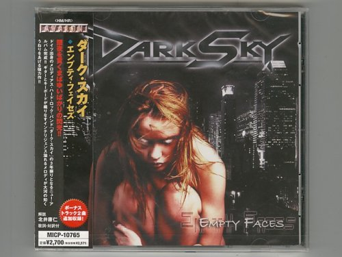 Empty Faces / Dark Sky [Used CD] [MIC...