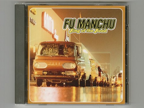 King Of The Road / Fu Manchu [Used CD] [AVCW-13004]