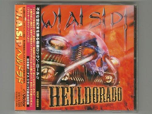 Helldorado / W.A.S.P. [Used CD] [VICP-60666] [w/obi]