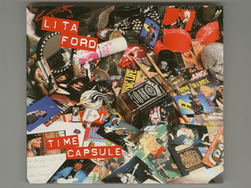 Time Capsule / Lita Ford [Used CD] [SPV 269842 CD] [Digipak] [Import]