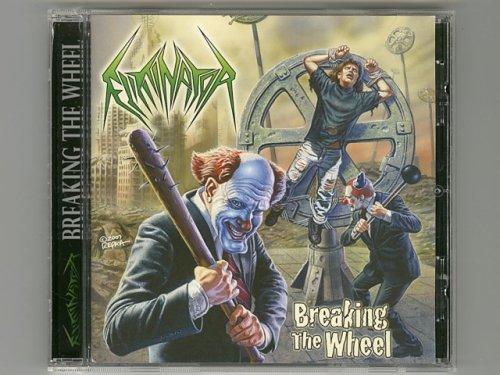 Breaking The Wheel / Eliminator [Used CD] [UKR 0010 CD / SJP 014] [Import]