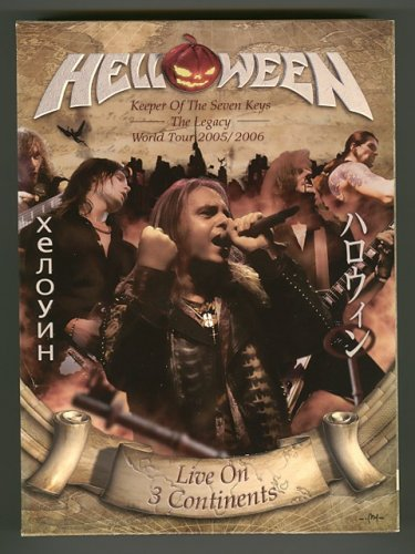 Live On 3 Continents / Helloween [Use...