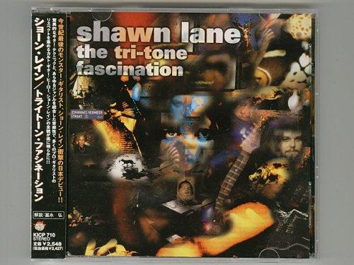 The Tri-Tone Fascination / Shawn Lane [Used CD] [KICP 710] [w/obi]