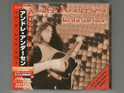 In The Late Hour / Andre Andersen [Us...