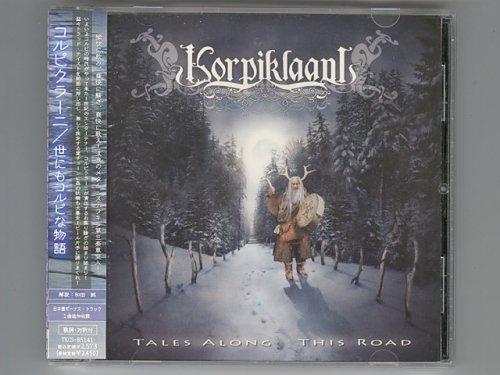 Tales Along This Road / Korpiklaani [Used CD] [TKCS-85141] [w/obi]