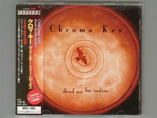 Dead Air For Radios / Chroma Key [Used CD] [MICY-1091] [w/obi]