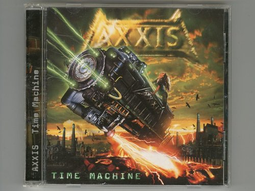 Time Machine / Axxis [Used CD] [MICP-10439]