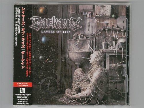 Layers Of Lies / Darkane [Used CD] [TFCK-87393] [w/obi]