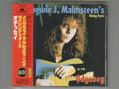 Odyssey / Yngwie J. Malmsteen's Risin...