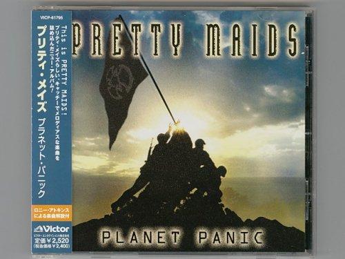 Planet Panic / Pretty Maids [Used CD]...