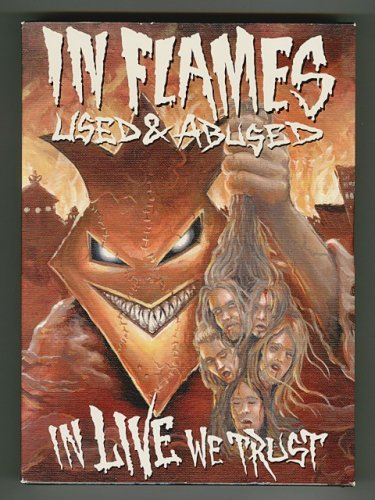 Used And Abused...In Live We Trust / In Flames [Used CD] [TFCK-87392] [2CD+2DVD] [Digipak]