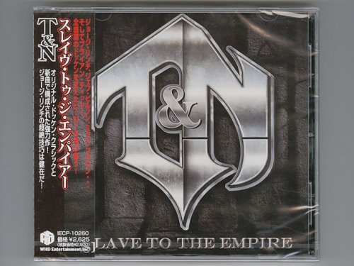 Slave To The Empire / T&N [Used CD] [IECP-10260] [Sealed]